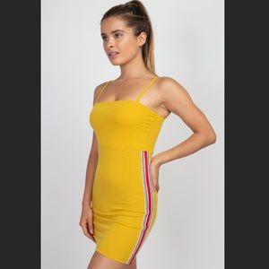 Rebecca Dress in Yellow